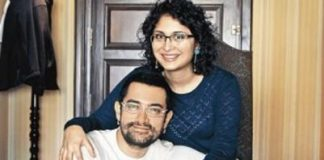 Aamir Khan to leave to US along with Kiran Rao and son Azad for movie shoot