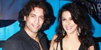 Akashdeep Saigal tattooes Pooja Bedi's name
