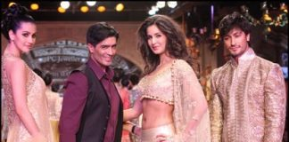 Katrina Kaif makes a striking appearance as showstopper for Manish Malhotra, photos