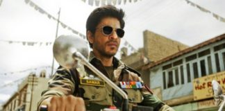 Shahrukh Khan arrives in Kashmir for the first time for shoot