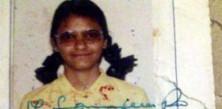 Sherlyn Chopra reveals childhood picture on Twitter