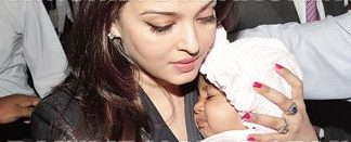 Aaradhya Bachchan's face unveiled, Photos