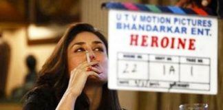 Censor Board certifies Heroine with A certificate
