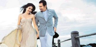 Kareena Kapoor already living in with Saif Ali Khan