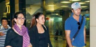 Kapoor siblings spotted at Mumbai airport together