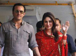 Saif Ali Khan – Kareena Kapoor Wedding Photos