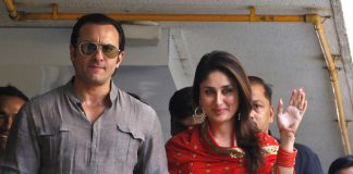 Saif Ali Khan – Kareena Kapoor Wedding Photos