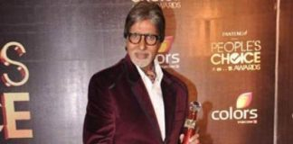 Amitabh Bachchan gets best TV host award for Kaun Banega Crorepati