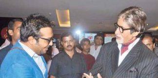 Anurag Kashyap clears grudges against Amitabh Bachchan