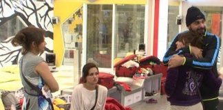 Bigg Boss 6 – housemates have fun with Badshah and Ghulam task
