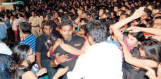 Enrique Iglesias Pune concert ends in a brawl
