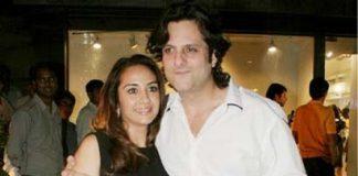Fardeen Khan and wife Natasha expecting twins