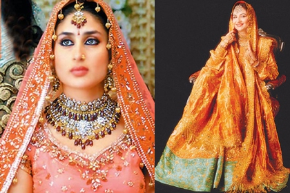 Kareena Kapoor Wedding Dress Photos Bollywood Garam