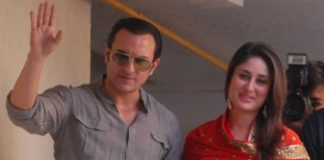 Bollywood celebrities turn up for Saif Ali Khan and Kareena Kapoor's wedding reception