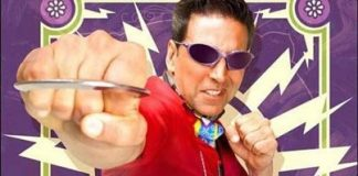 Akshay Kumar's first look in Khiladi 786 unveiled