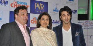 Rishi Kapoor, Neetu Kapoor and Ranbir Kapoor to feature in Abhinav Kashyap movie