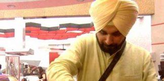Bigg Boss 6 – Navjot Sidhu gets punished