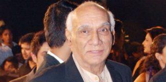 Jab Tak Hain Jaan filmmaker Yash Chopra passes away