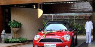 Aaradhya Bachchan gets BMW Mini Cooper on birthday