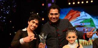 Winners of India's Got Talent receive grand reception at Kolkata airport