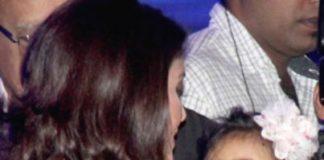 Aishwarya Rai Bachchan's daughter Aaradhya grabs attention at award function