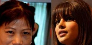 Priyanka Chopra confirmed to play Mary Kom in upcoming biopic