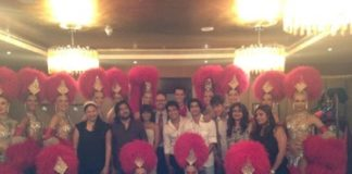 Moulin Rouge grooves with Dil Dosti Dance cast