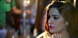 Poonam Pandey shoots first scene for Nasha