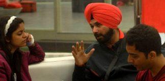 Navjot Singh Siddhu exits Bigg Boss 6