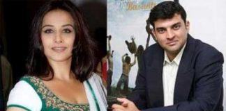 Vidya Balan and Siddharth Roy Kapoor to host wedding reception in Chennai?