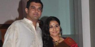 Vidya Balan and Siddharth Roy Kapur wedding celebrations begin with Sangeet ceremony