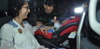 Aamir Khan and Kiran Rao's son Azad turns one