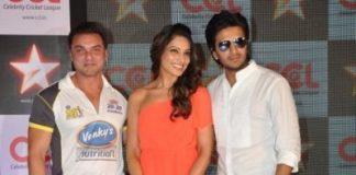 Bipasha Basu sizzles as Celebrity Cricket League brand ambassador