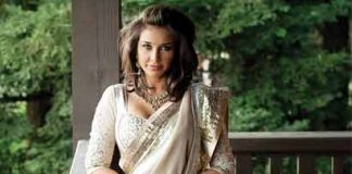 Lisa Ray puts her wedding sari up for auction to help charity