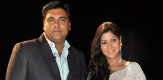 Sakshi Tanwar and Ram Kapoor appear on KBC