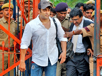 Salman Khan Jail