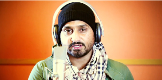 Harbhajan Singh ventures into singing