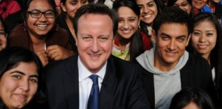 David Cameron invites Aamir Khan to his UK residence