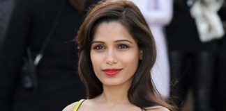 Freida Pinto to enter Bollywood opposite Raj Kumar Yadav
