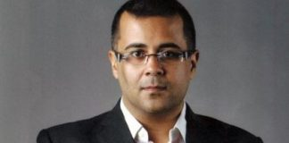 Chetan Bhagat turns screenplay writer  for Kick