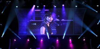 Norah Jones performs for Indian fans in Delhi