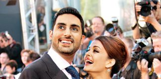 Abhishek and Aishwarya Bachchan celebrate 6th wedding anniversary