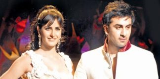 Ranbir Kapoor and Katrina Kaif spotted sneaking into vanity van