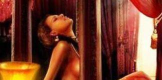 Sherlyn Chopra unveils topless Kamasutra 3D poster
