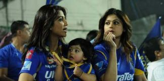 Shilpa Shetty's son Viaan makes first public appearance – Photos