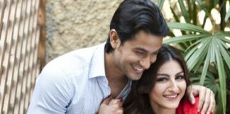 Soha Ali Khan and Kunal Khemu living together