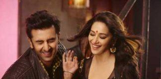 Madhuri Dixit and Ranbir Groove in Yeh Jawani Hai Deewani