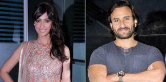 Saif Ali Khan and Ileana D'Cruz cast together for upcoming movie