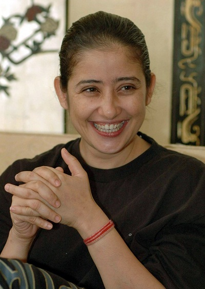 Manisha Koirala returns after cancer treatment