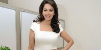 Madhuri Dixit's first look in Gulab Gang revealed